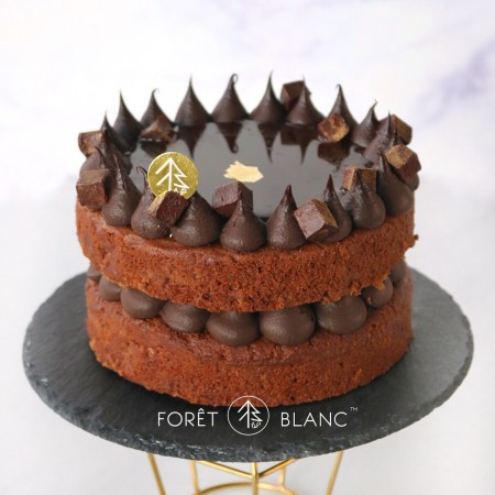 Heavenly Chocolate Cake (6 Inch)